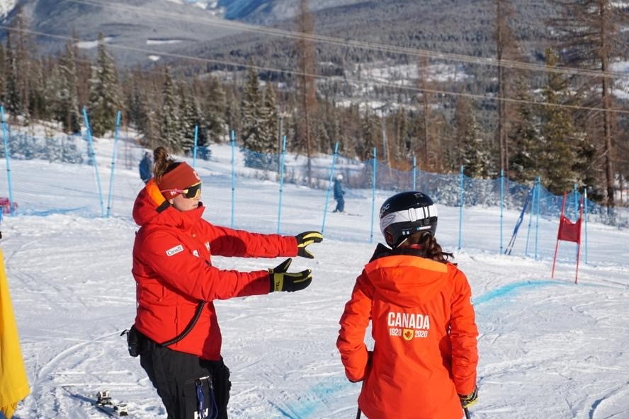 Join us in welcoming Montana Molyneux to BC Alpine and BC Ski Team Staff