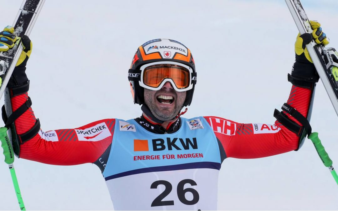 Canada's Manuel Osborne-Paradis retires from World Cup Alpine Ski Racing