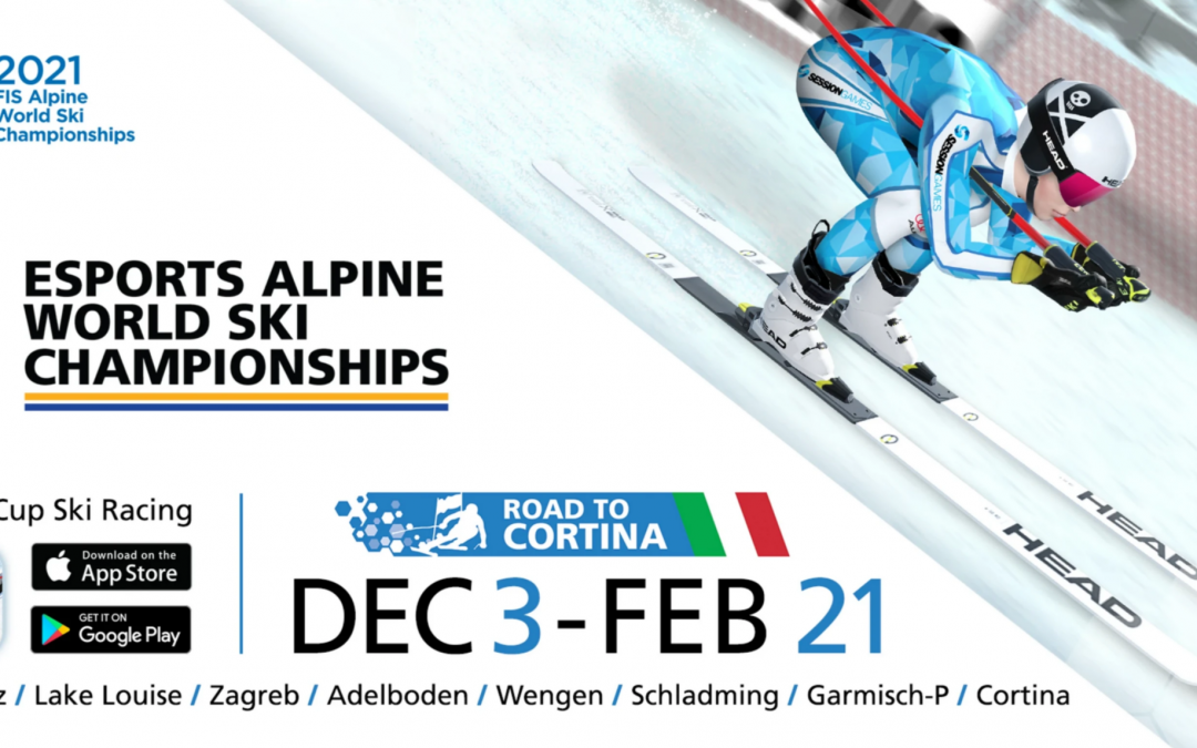Want to be a WORLD CHAMPION? Check out the official alpine ski racing mobile game!